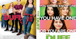 The DUFF dvd cover