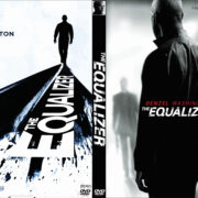 The Equalizer (2014) Custom DVD Cover