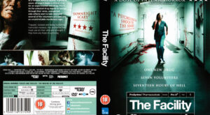 The Facility dvd cover