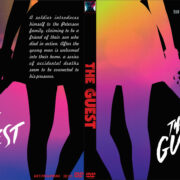 The Guest (2014) Custom DVD Cover