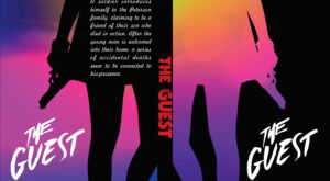 The Guest dvd cover
