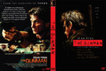 The Gunman (2015) R0 Custom DVD Cover