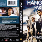 The Hangover: Part III (2013) R1 Blu-Ray DVD Cover