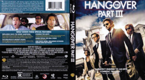 The Hangover Part III blu-ray dvd cover