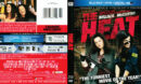 The Heat (2013) R1 Blu-Ray DVD Cover