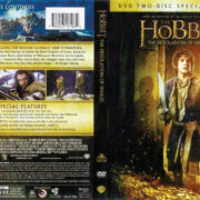 The Hobbit: The Desolation Of Smaug (2013) R1 DVD Cover