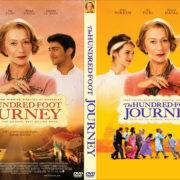 The Hundred-Foot Journey (2014) Custom DVD Cover