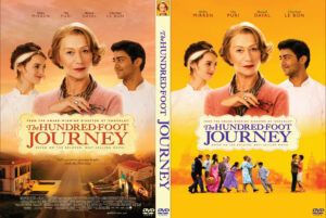 The Hundred-Foot Journey dvd cover