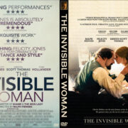The Invisible Woman (2013) Custom DVD Cover