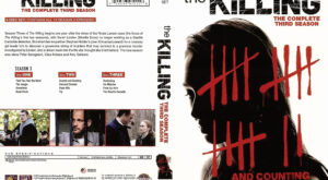The Killing season 3 dvd cover