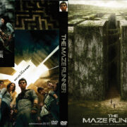 The Maze Runner (2014) Custom DVD Cover
