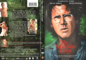 The Mosquito Coast dvd cover