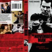 The November Man (2014) R1 DVD Cover
