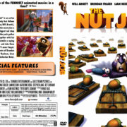 The Nut Job (2014) R1 Custom DVD Cover