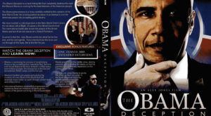 The Obama Deception: The Mask Comes Off dvd cover