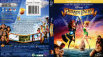The Pirate Fairy (2014) R1 Blu-Ray DVD Cover