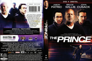 The Prince dvd cover