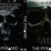 The Pyramid (2014) Custom DVD Cover
