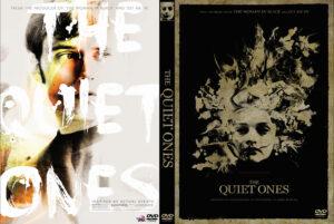 The Quiet Ones dvd cover
