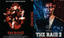 The Raid 2 (2014) Custom DVD Cover