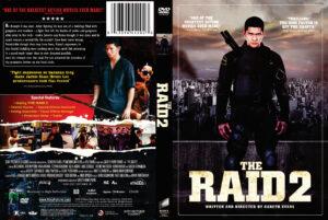 The Raid 2 dvd cover