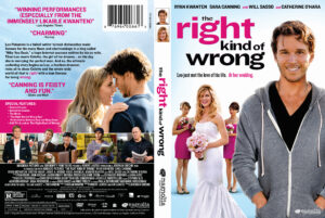 The Right Kind of Wrong dvd cover