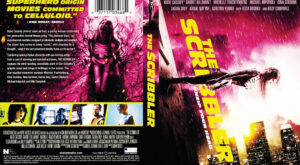 The Scribbler dvd cover