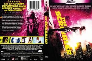 The Scribbler dvd cover
