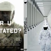 The Signal (2014) Custom DVD Cover