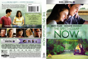 The Spectacular Now dvd cover