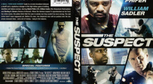 The Suspect dvd cover