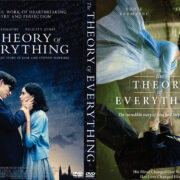 The Theory of Everything (2014) Custom DVD Cover
