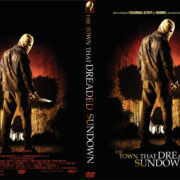 The Town That Dreaded Sundown (2014) Custom DVD Cover
