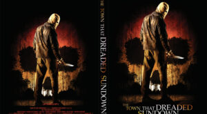 The Town That Dreaded Sundown dvd cover