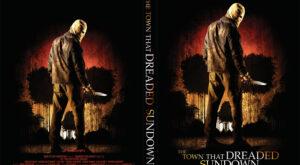 The Town That Dreaded Sundown dvd cover