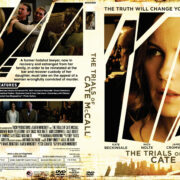 The Trials of Cate McCall (2013) R1 Custom DVD Cover