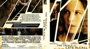 The Trials of Cate McCall dvd cover