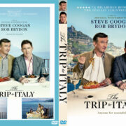 The Trip to Italy (2014) Custom DVD Cover