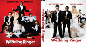 The Wedding Ringer dvd cover