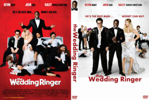The Wedding Ringer dvd cover
