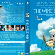 The Wind Rises (2013) R1 Custom DVD Cover