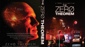 The Zero Theorem dvd cover