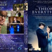 The Theory of Everything (2014) R0 CUSTOM Cover