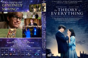 The Theory of Everything dvd cover