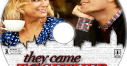 They Came Together dvd label
