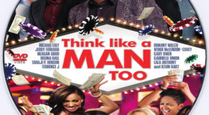 Think Like a Man Too dvd label