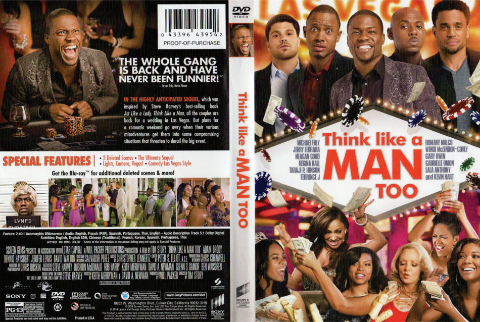 Think Like a Man Too dvd cover