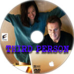 Third Person (2013) R1 Custom Label