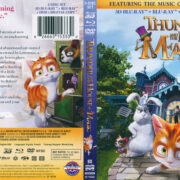 Thunder and the House of Magic 3D (2013) Blu-Ray Cover