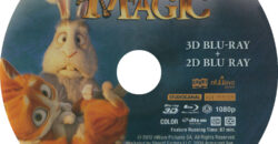 Thunder and the House of Magic (Blu-ray) 3D Label